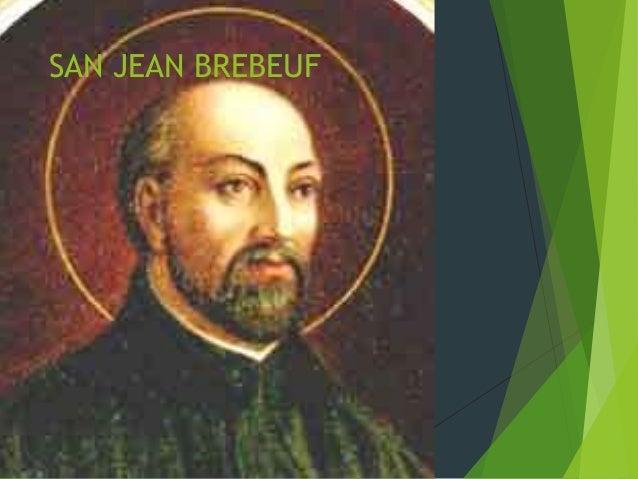 Resultado de imagen para San Juan Brebeuf,