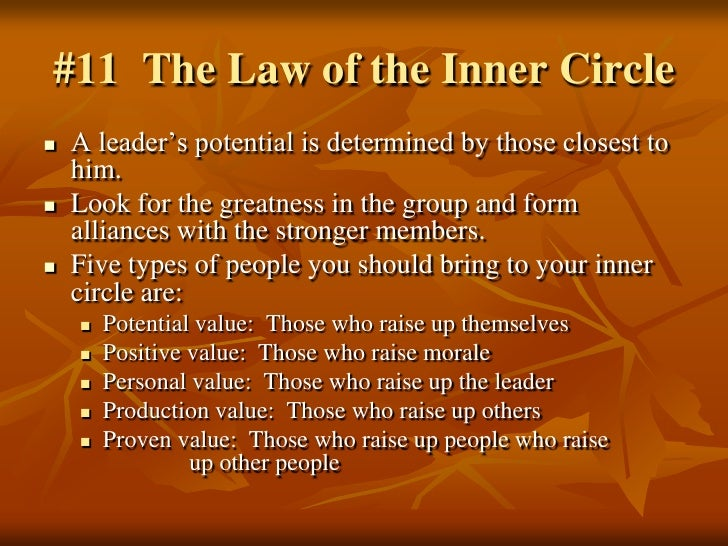 the 21 irrefutable laws of john The 21 irrefutable laws of leadership - john maxwellpdf - download as pdf file (pdf) or read online.
