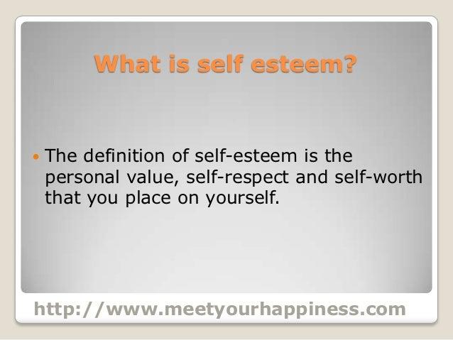 essay on self esteem co essay on self esteem
