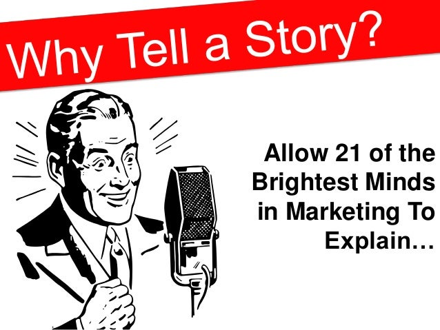 Allow 21 of the Brightest Minds in Marketing To Explain…