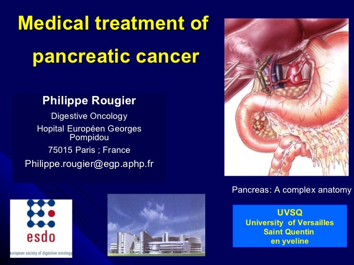 MON 2011 - Slide 21 - P. Rougier - Gastric and pancreatic cancers (part II)