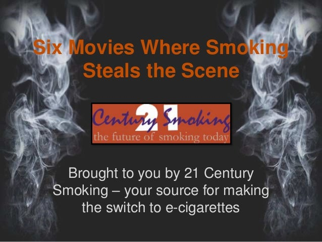 Six Movies Where Smoking Steals the Scene