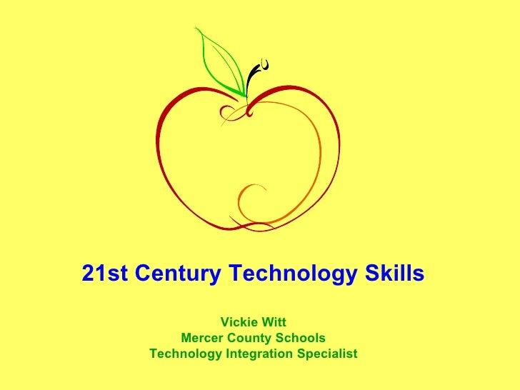 21st C. Tech Skills   Aug 31 Revised