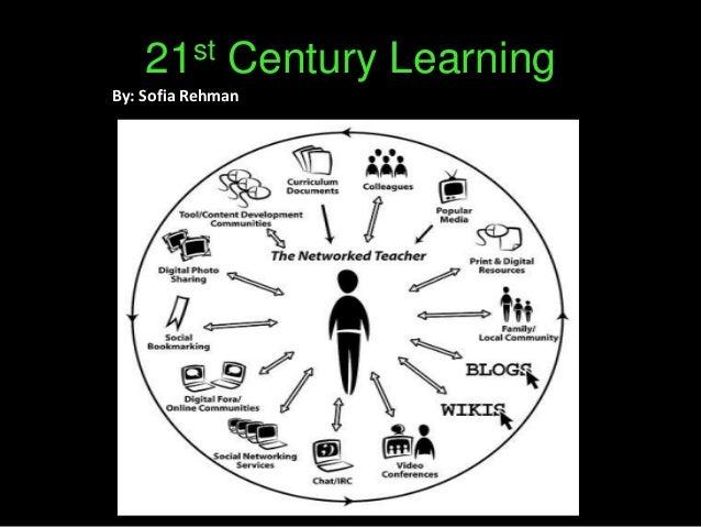 21st Century LearningBy: Sofia Rehman