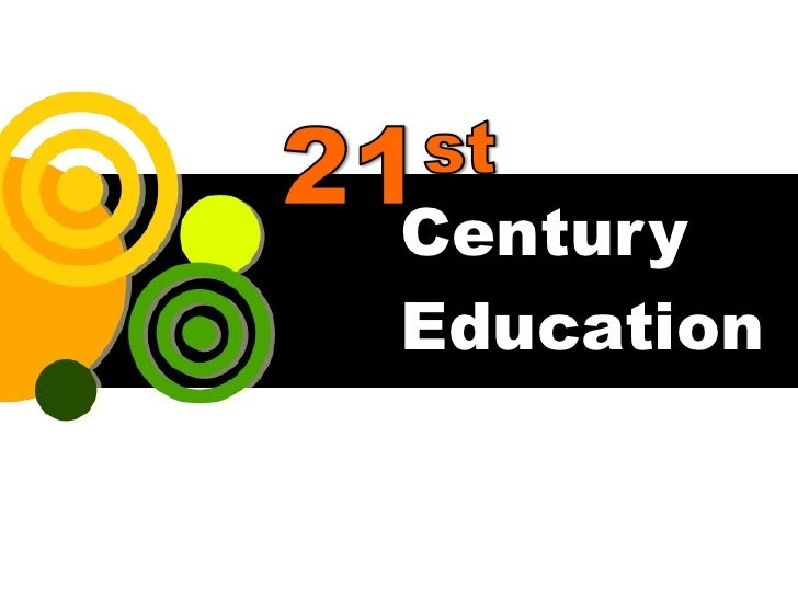 A teacher for the 21st Century