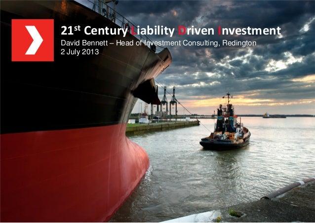 21st Century LDI