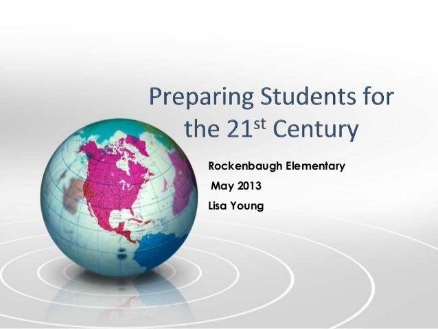 Rockenbaugh ElementaryMay 2013Lisa Young