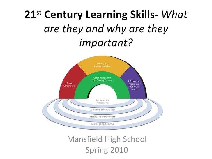 21st Century Learning Skills