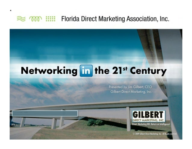21st Century Networking via LinkedIn