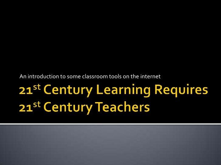 21st Century Powerpoint