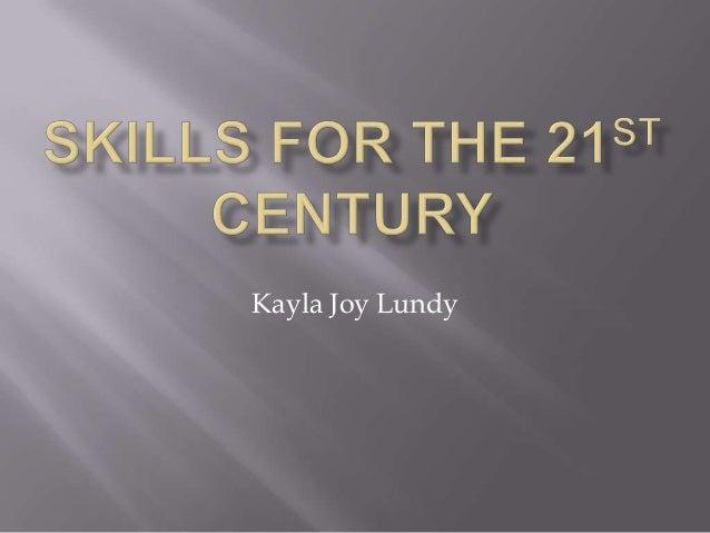 Kayla Joy Lundy