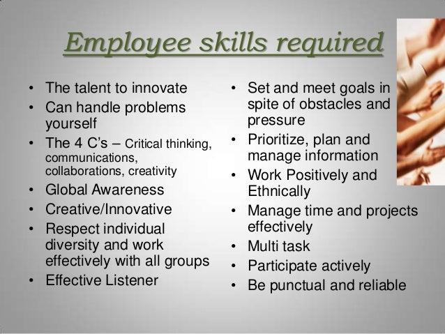 what skills are needed to be a social worker
