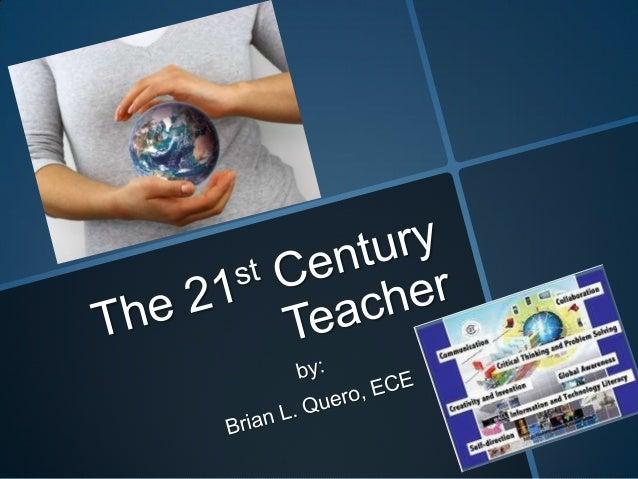21st century teacher
