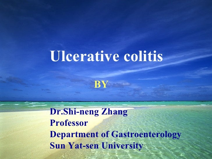 21 ulcerative colitis