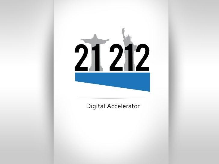 21 212Digital Accelerator