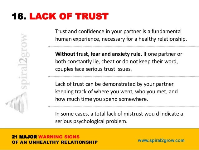 trust and confidence quotes
