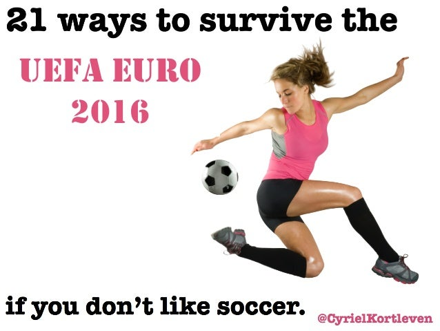 21 ways to survive the FIFA World Cup