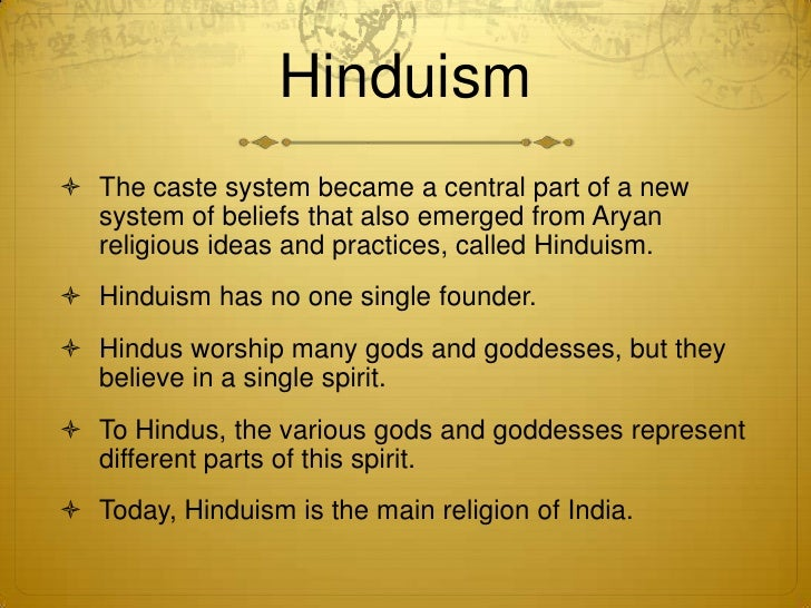 south asian belief systems This sidebar is a short summary of the three major religions of south asia: on the caste system and the centuries in asia hindu beliefs were combined with.