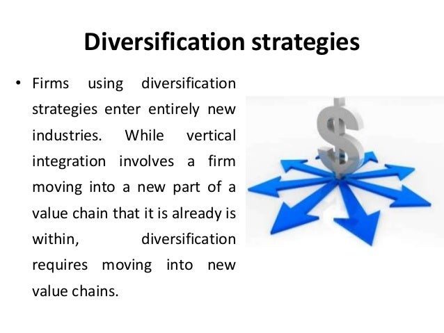 strategies for diversification « here is a method for measuring the profit potential of alternative product-market strategies, starting with a forecast of trends and contingencies and then work.