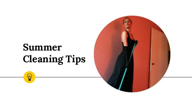 Summer Cleaning Tips Glamorous Of Cleaning Tips Picture
