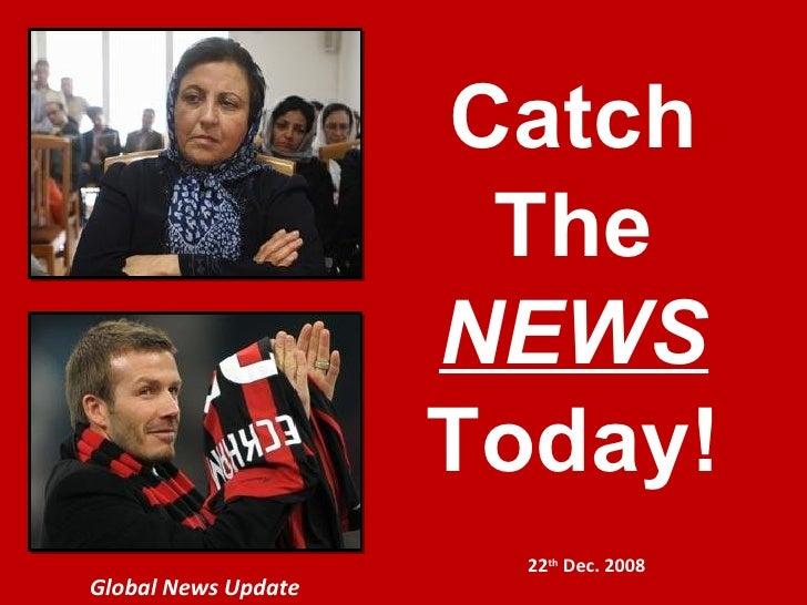 22 Dec global news update