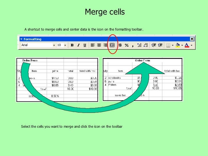 merge and center keyboard shortcut excel 2007 how to merge and combine cells in excel. Black Bedroom Furniture Sets. Home Design Ideas