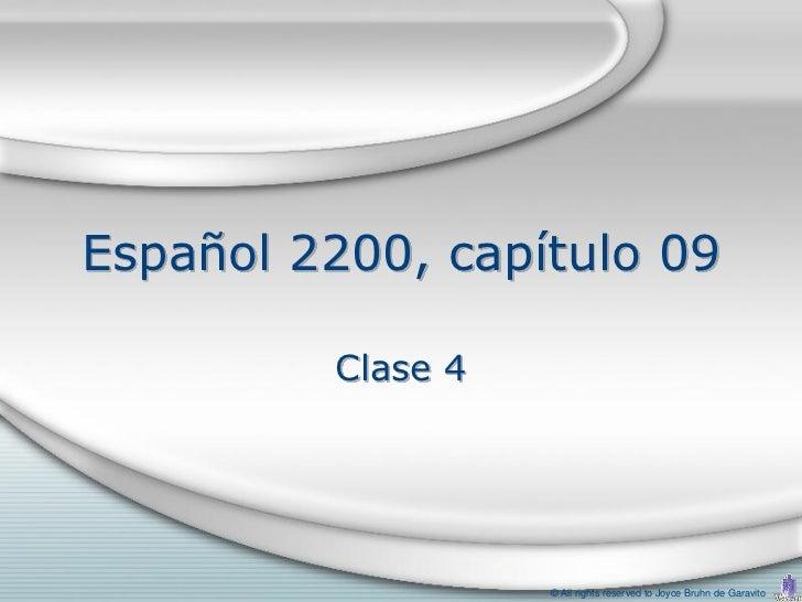 2200 capítulo 09 clase 04