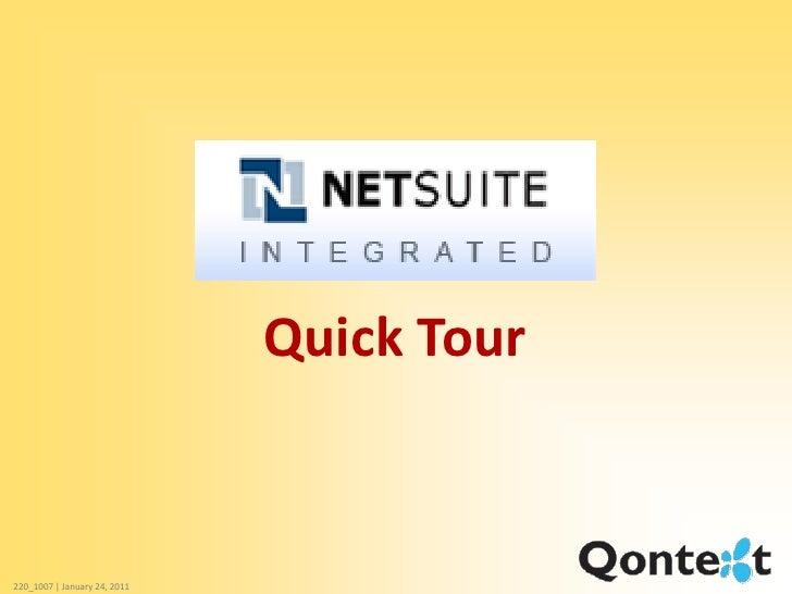 Quick Tour220_1007   January 24, 2011