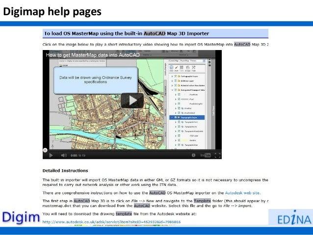 how do i use os mastermap