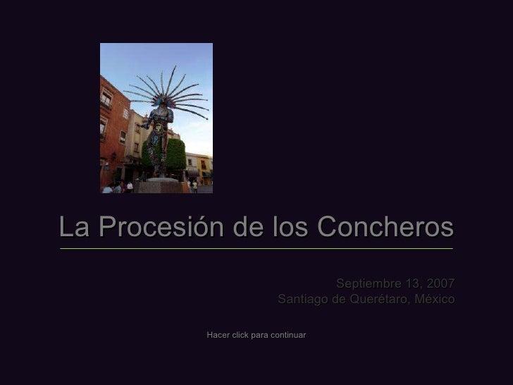 Querétaro, México: Concheros 2007 (por: carlitosrangel) - Mexico