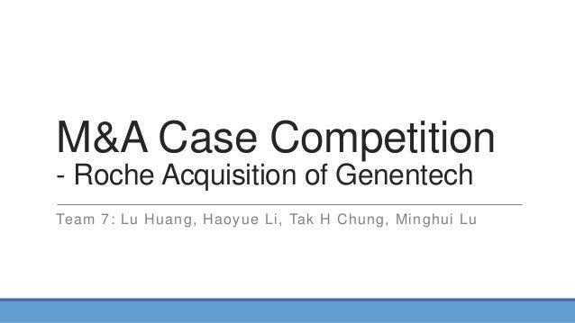 genentech case study This 819 word solution includes six quality references it outlines problems and solutions to the genentech case study this custom solution introduces the key players in the development of recombinant dna research.