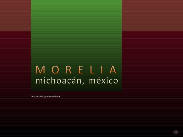 Morelia (por: carlitosrangel) - Mexico