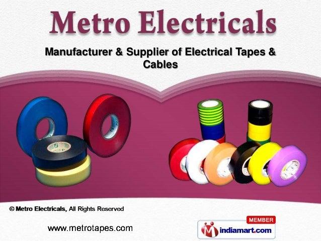 Metro Electricals Delhi  India