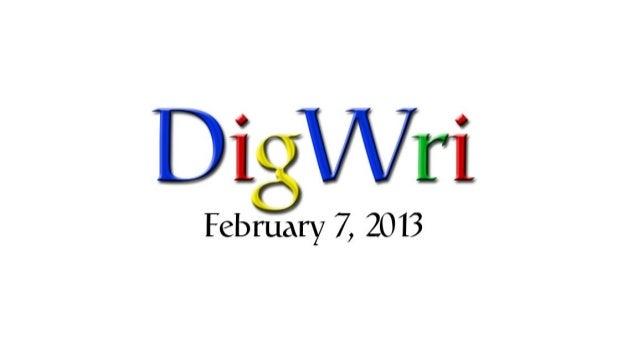 Feb 7, 2013 224 PowerPoint