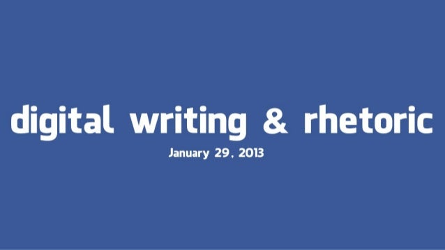 ENG/IMS 224, January 29, 2013