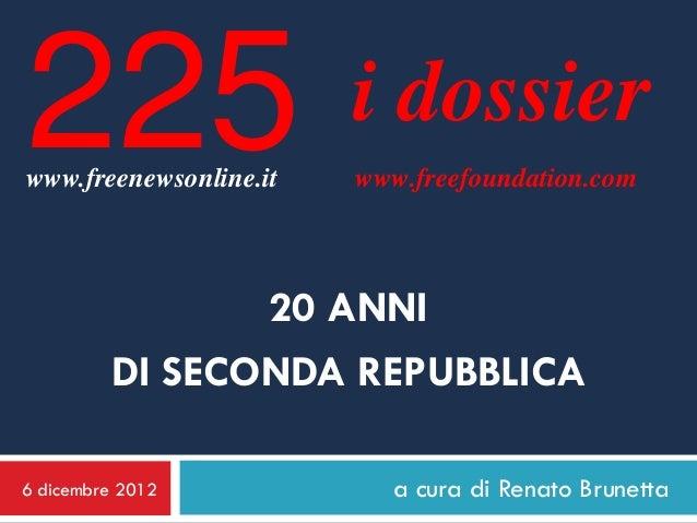 225www.freenewsonline.it                        i dossier                        www.freefoundation.com                20 ...