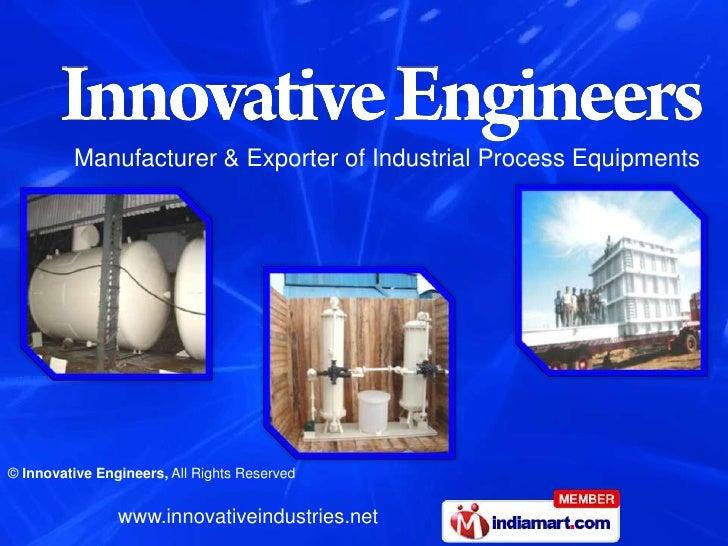 Air Receivers Innovative Engineers Pune