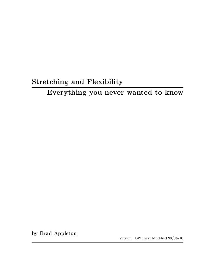 22864570 stretching