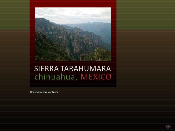 229 mex- sierra tarahumara [cr]