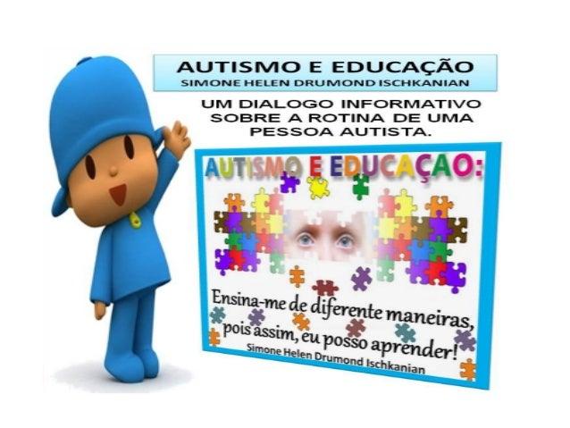 Ideias para elaborar uma rotina diária para uma  criança autista