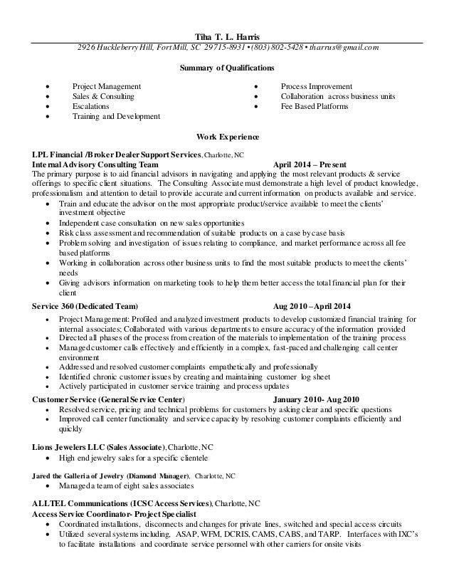 harristihaupdate resume 2015 january