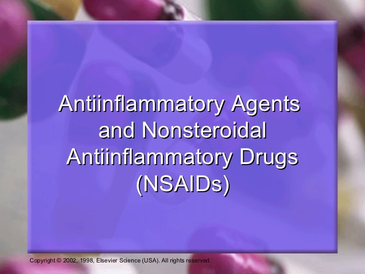NurseReview.Org - Antiinflamma And Nsai Ds Updates (basic pharmacology for nurses)