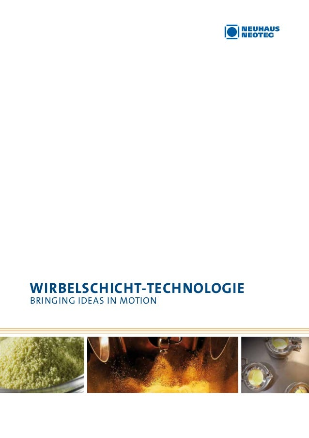 wirbelschicht-technologie bringing ideas in motion