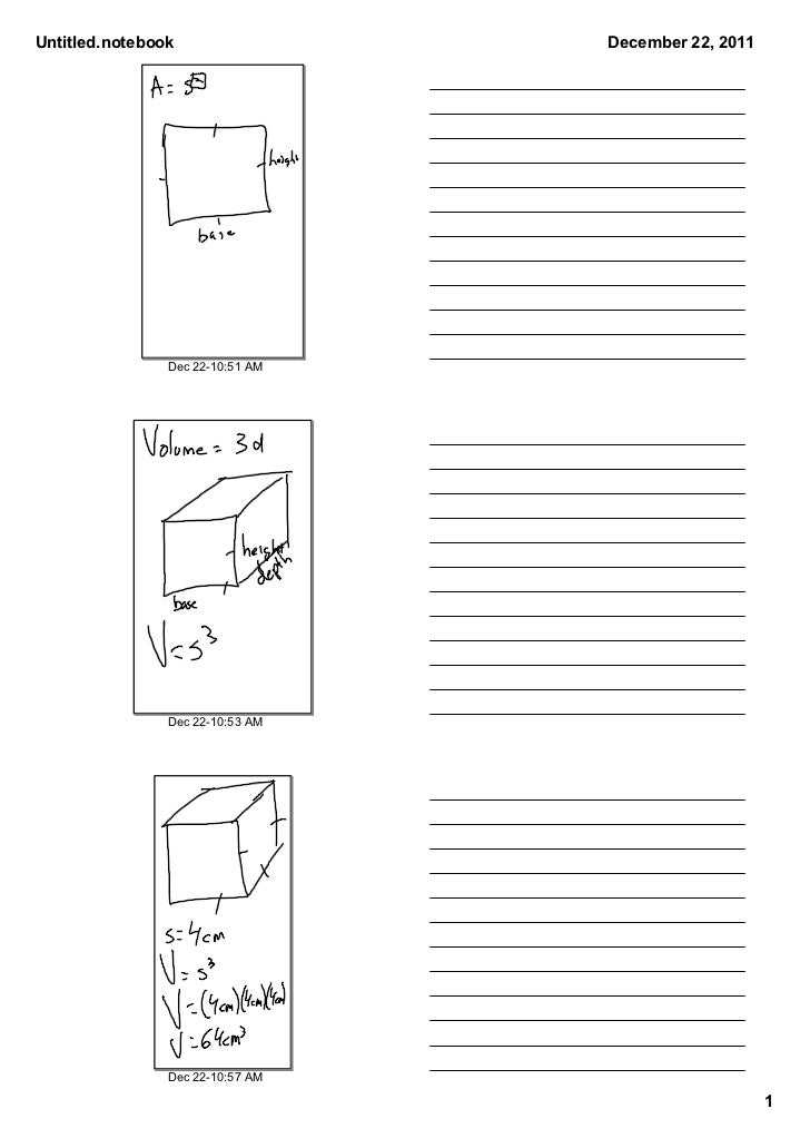 Untitled.notebook                 December 22, 2011                Dec 22­10:51 AM                Dec 22­10:53 AM         ...