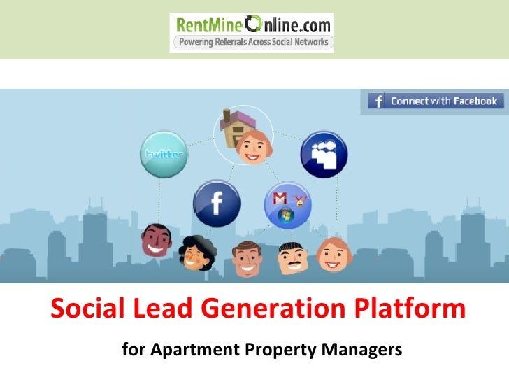 Social Lead Generation Platform for Apartment Property Managers