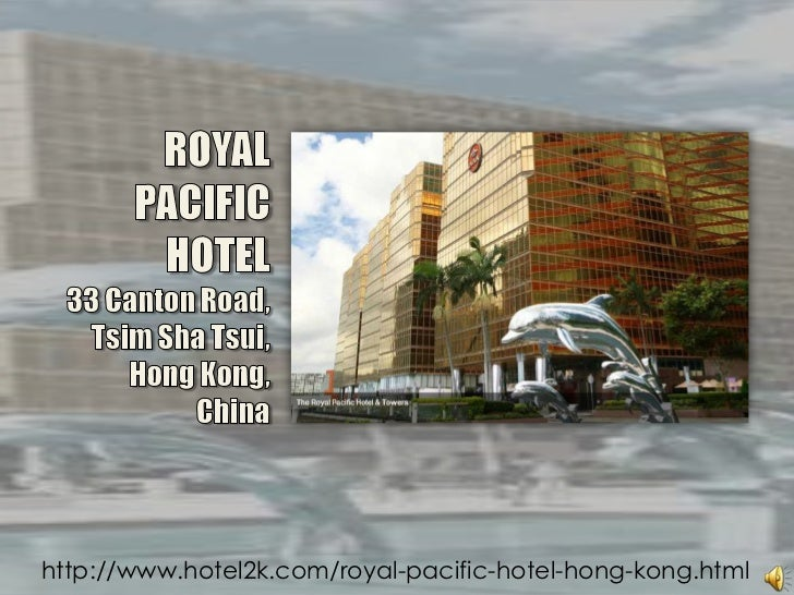 royal pacific hotel hk