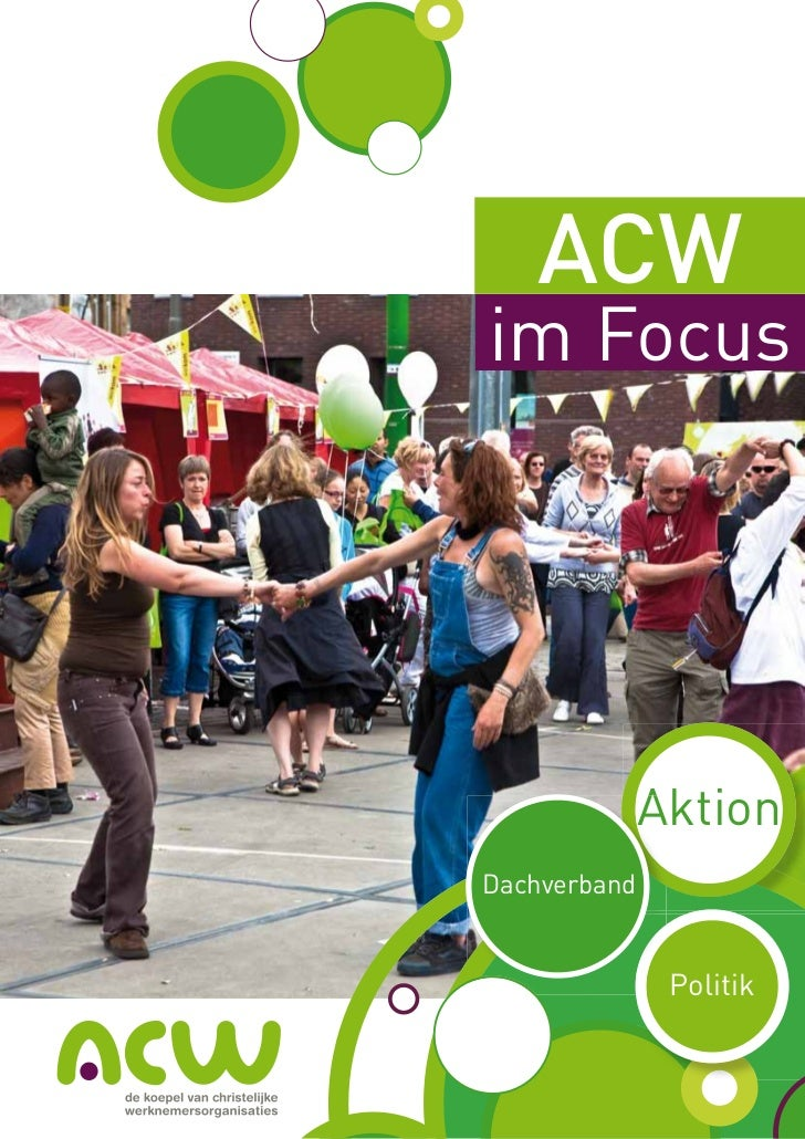 ACWim Focus              AktionDachverband               Politik