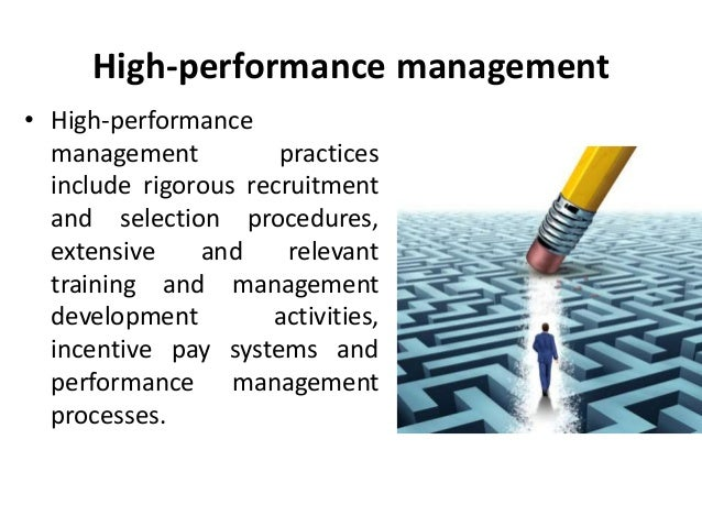 strategic and coherent approaches to human resources management Hrm is the strategic and coherent approach to the management of an from bba mgt 368 at north south university.
