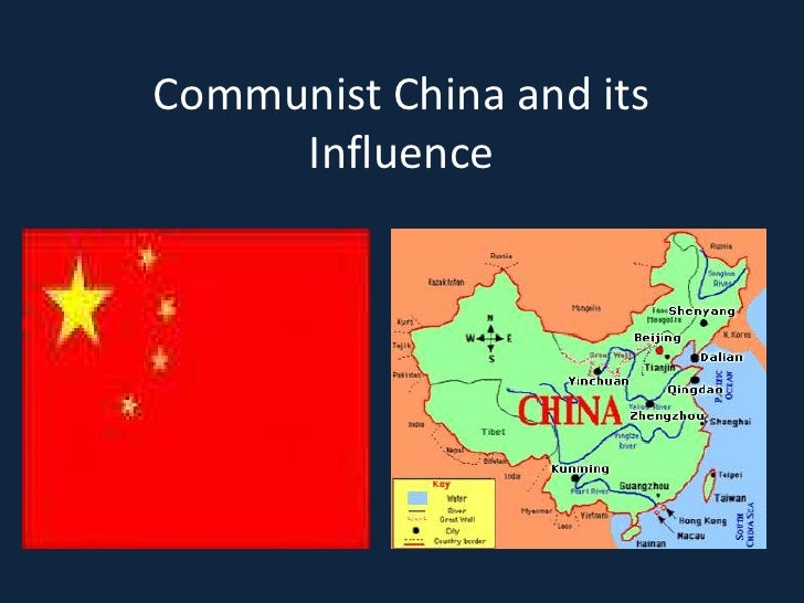 Communist China and its Influence<br />
