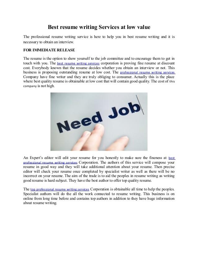 Resume Writer Adelaide - Resume Service Perth